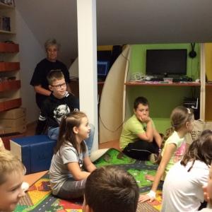 KönyvtárMozi szakmai napok, Székesfehérvár