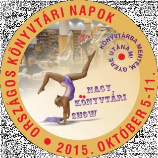 Országos Könyvtári Napok 2015