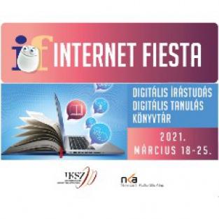 Felhívás az Internet Fiesta 2021. évi programjára