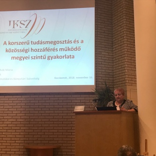 """""""Élhető Magyar Vidék Jövő..."""" műhelykonferencia"""
